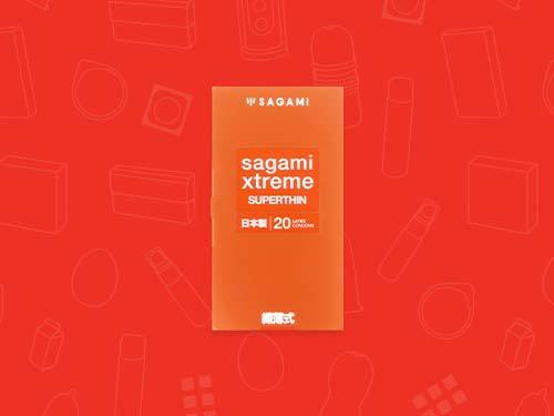 Sagami Xtreme Superthin