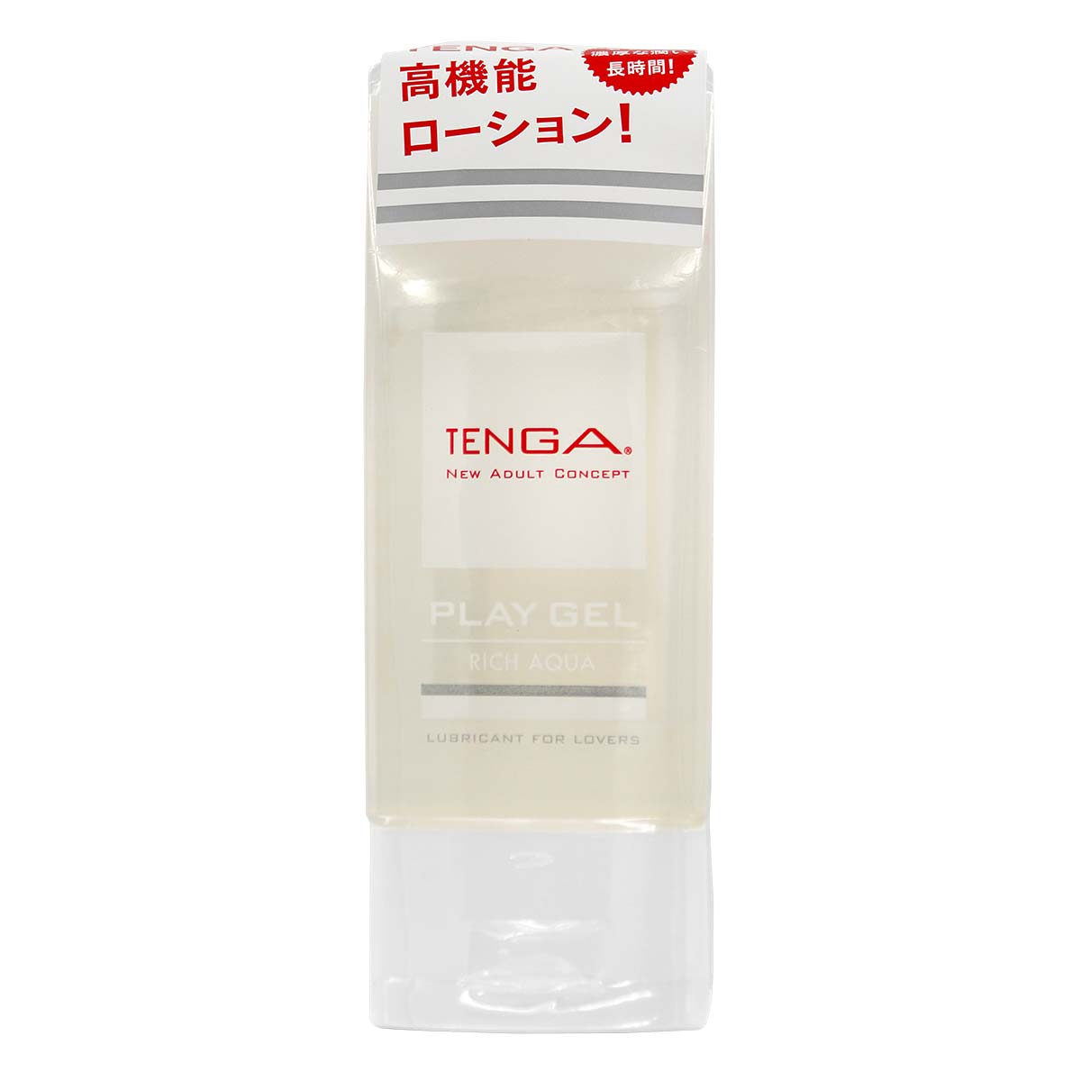 TENGA PLAY GEL RICH AQUA 水性潤滑劑