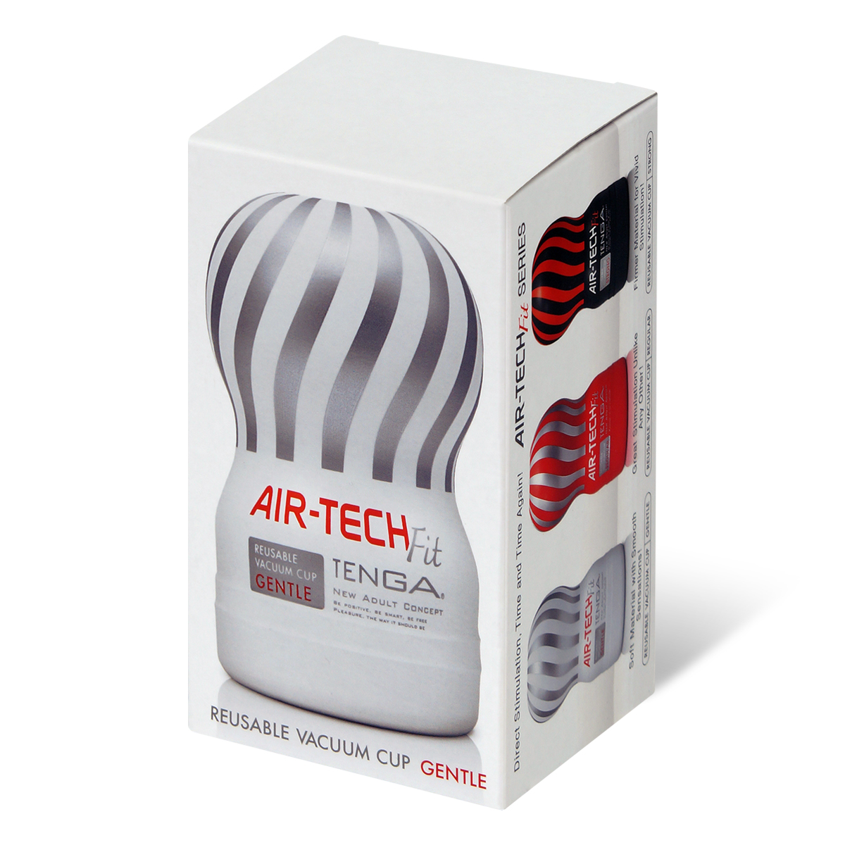 TENGA AIR-TECH Fit Reusable Vacuum CUP GENTLE