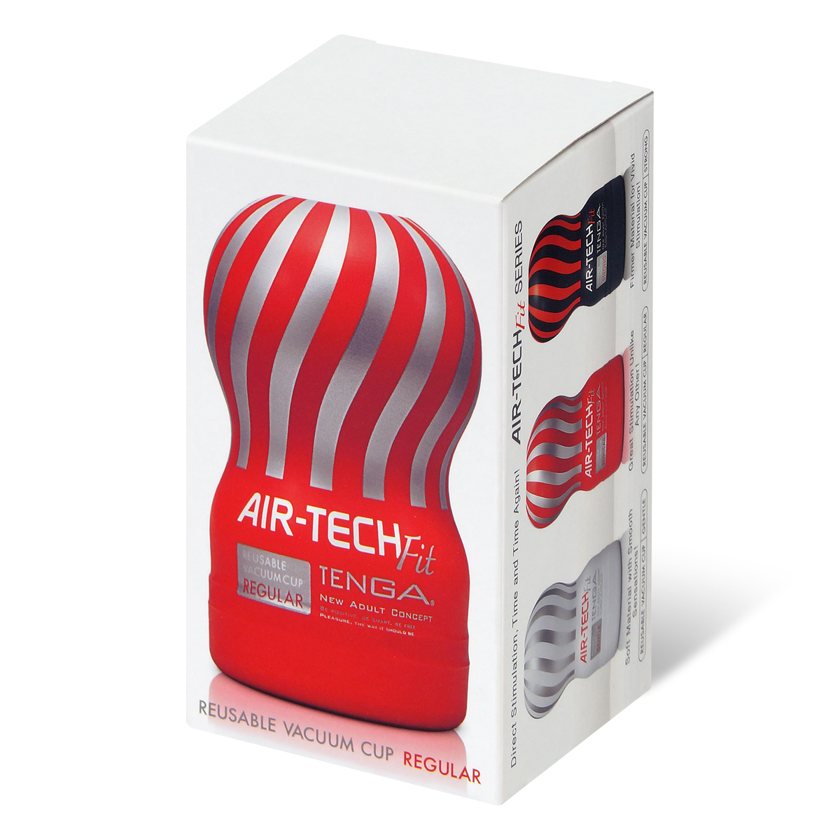 TENGA AIR-TECH Fit Reusable Vacuum CUP REGULAR