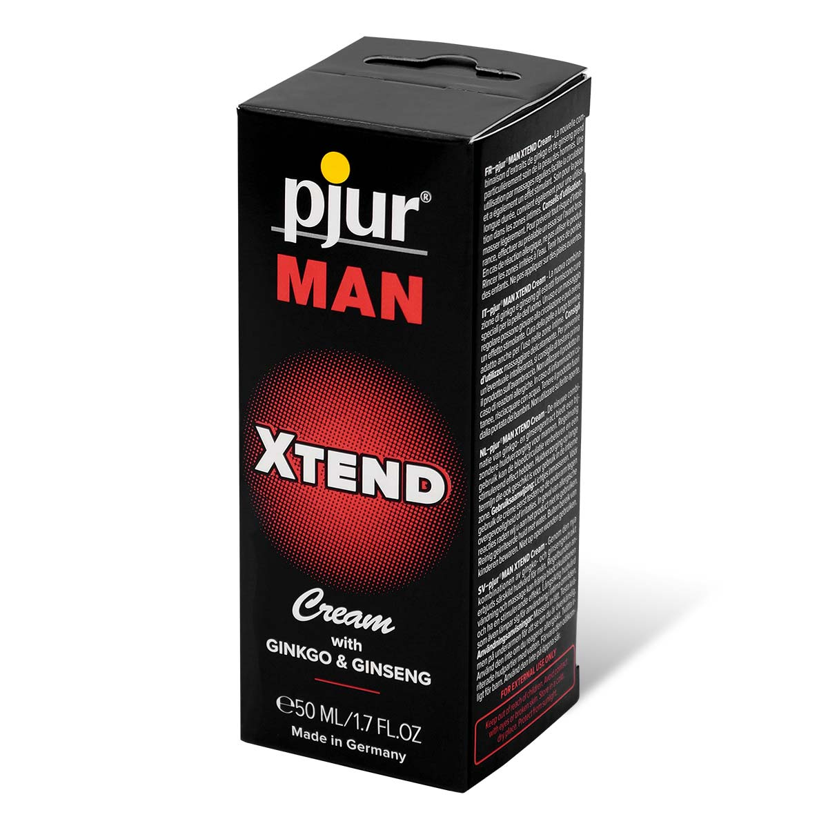 pjur MAN XTEND Cream 50ml